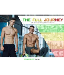 Calisthenics workout plan the Full Journey