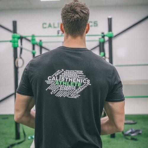 Calisthenics Family Athlete T-shirt