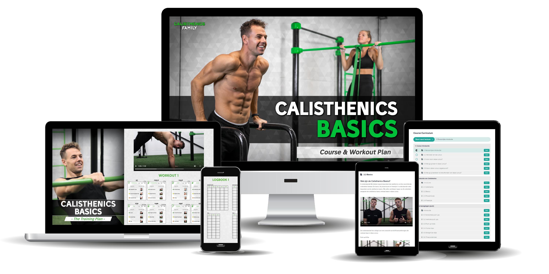 Calisthenics Basics Course Bodyweight Training