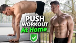 Push Workout at Home